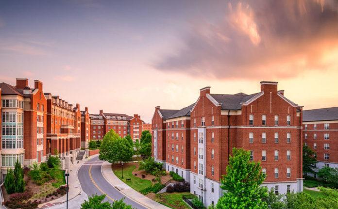 University of Georgia Dorm Rooms